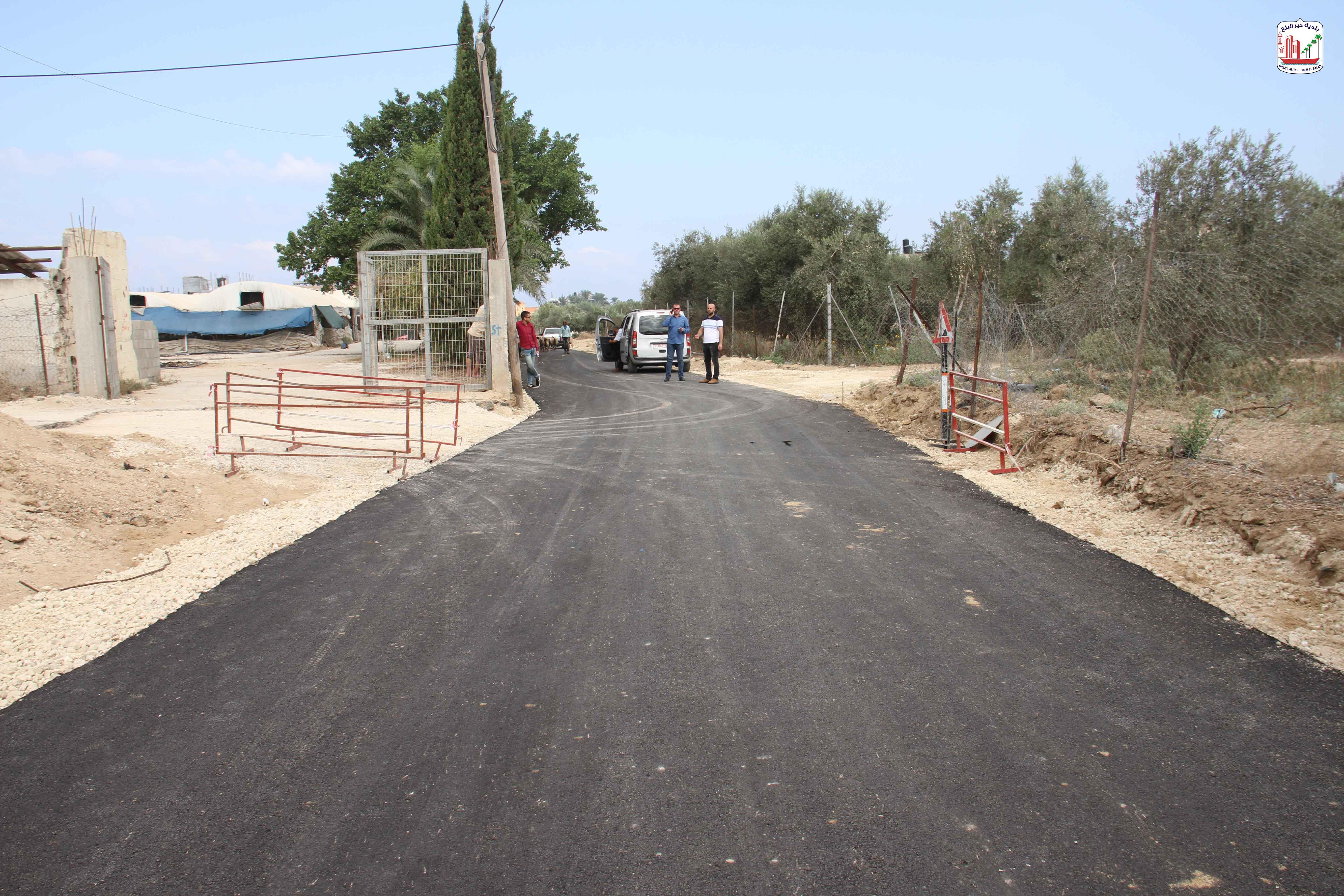 استمرار العمل في العديد من المشاريع التطويرية