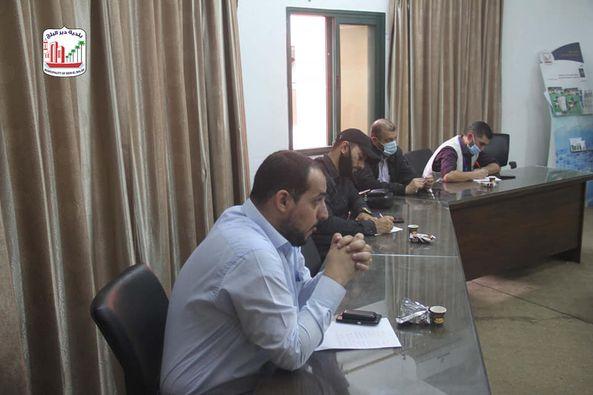 لجنة طوارئ مواجهة كورونا تبحث تطورات الوضع وآليات العمل للفترة القادمة
