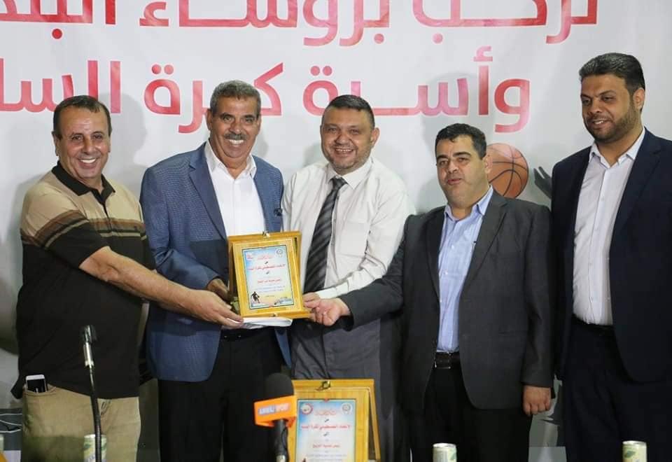 رئيس بلدية دير البلح : نطمح لتقديم المزيد من الدعم للرياضة من خلال البرامج والمشاريع