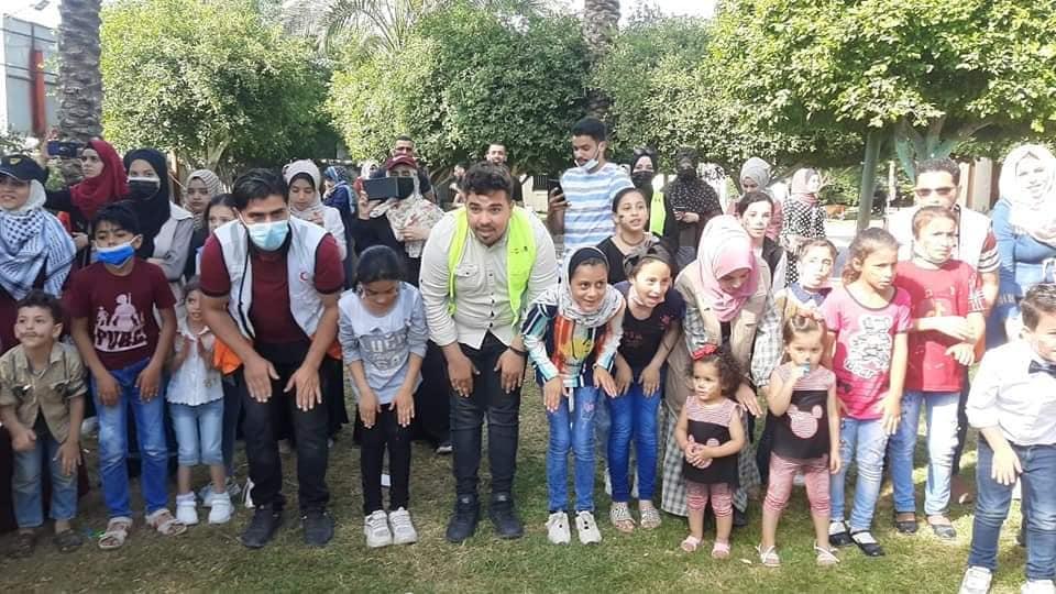 رئيس بلدية دير البلح يشيد بفعاليات الأيام الترفيهية التي نفذت بالمدينة