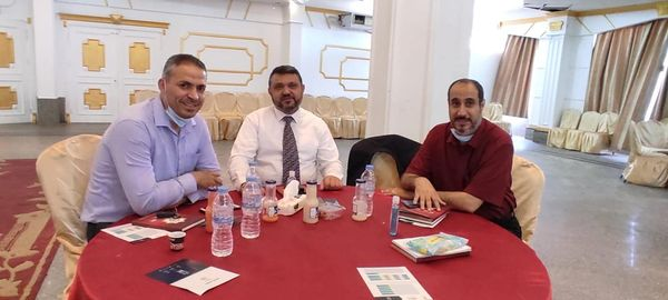 رئيس بلدية دير البلح يشارك في اليوم العلمي حول آثار عدوان آيار 2021 على قطاع الحكم المحلي