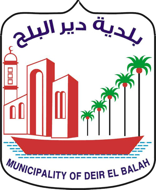مشروع صيانة شوارع متفرقة بمدينة دير البلح