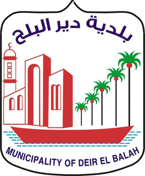تبليط شوارع فرعية في دير البلح