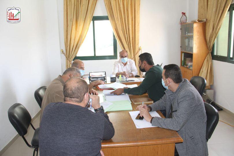 دائرة التنظيم والتخطيط الحضري